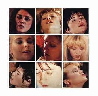 Jiri Georg Dokoupil-Madonna in Ecstasy-1989
