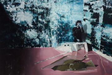 Jisan Ahn - A life on the Ocean Wave, 2016