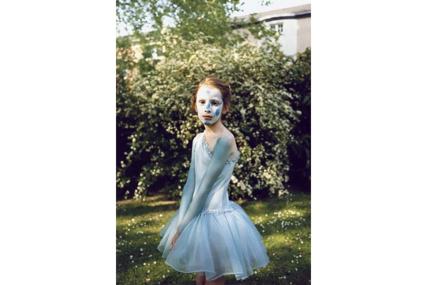 Jitka Hanzlova - Untitled (Pia), 2003