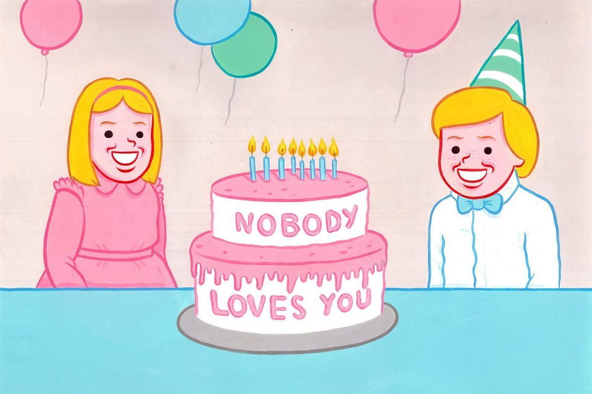 Joan Cornella - Nobodylovesyou