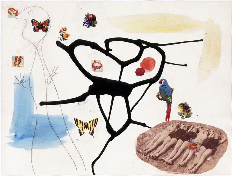 Joan Miro - Métamorphose, 1936