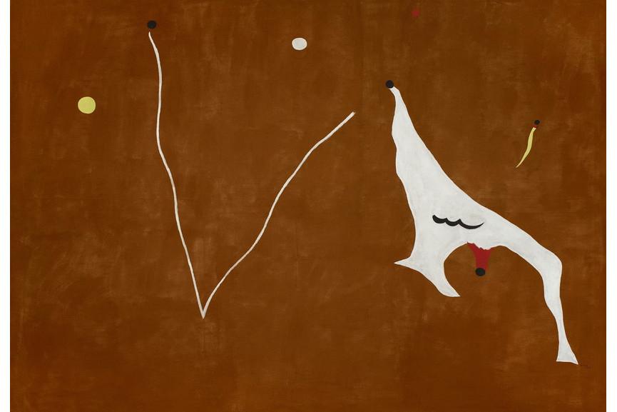 Joan Miró - Painting