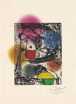 Joan Miro-Barb I-1980