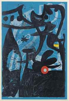 Joan Miro-Defile de Mannequins en Laponie-1969