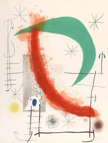Joan Miro-Escalade-1969
