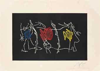 Joan Miro-Nocturn Catala-1972