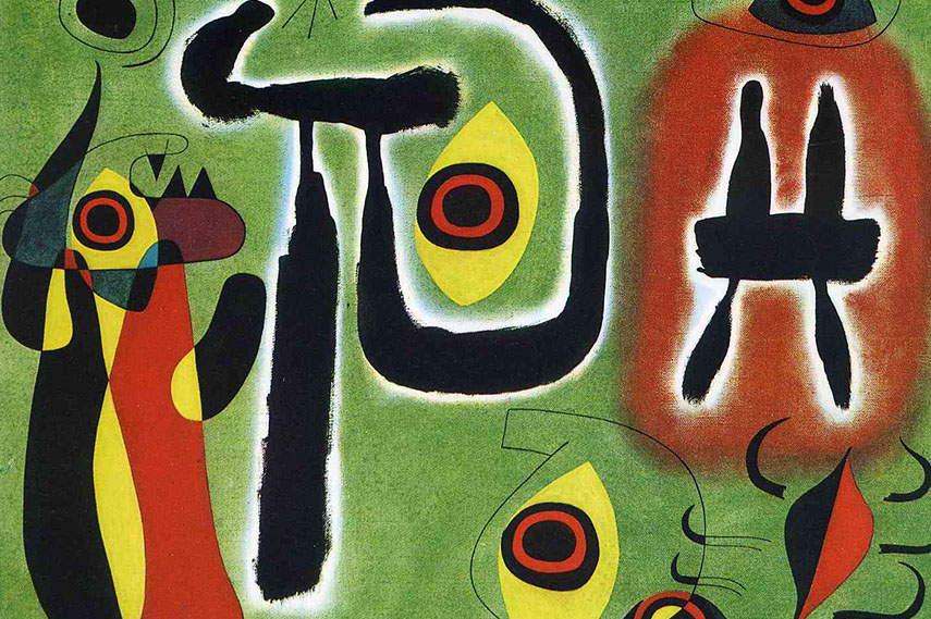 Joan Miro terms
