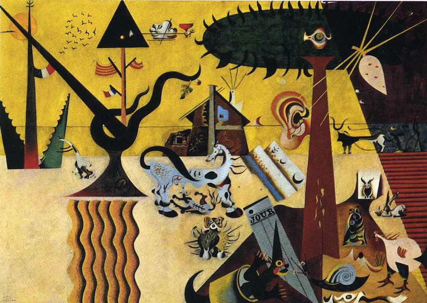 10 Famous Surrealist Paintings From The Masters of ...