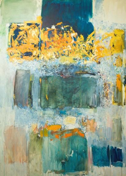 Joan Mitchell - La Lignedela Rupture