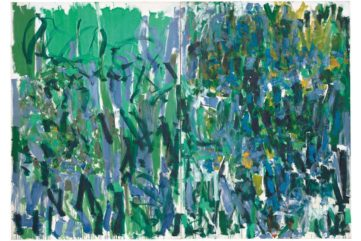 Joan Mitchell - No Rain
