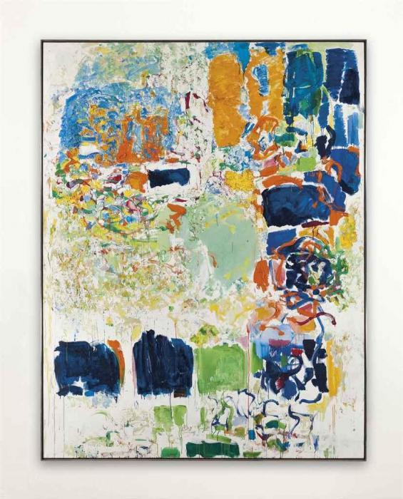 Joan Mitchell-Noon-1969
