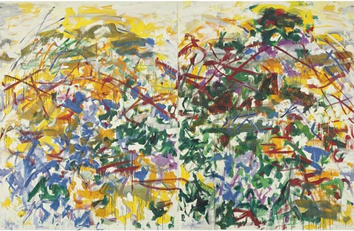 Joan Mitchell-South-1989