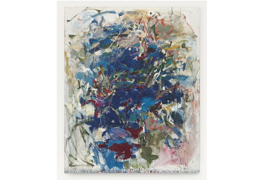 joan mitchell life artist chicago museum