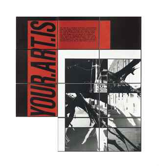 Jochen Gerz-Your Art #8-1991