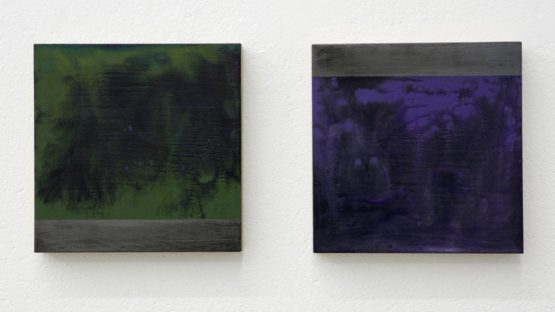 Jochen Niessen - installation view at Nihil Nisi, 2009, photo via nihilnisi