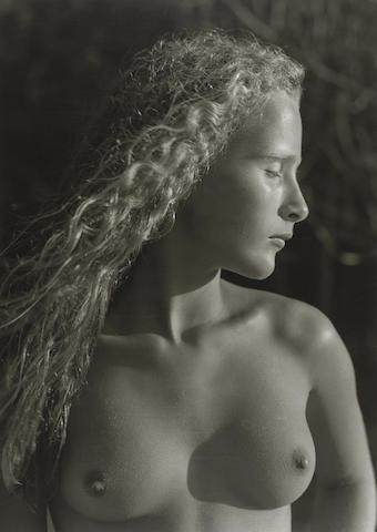 Jock Sturges-Danielle, Montalivet, France-1989