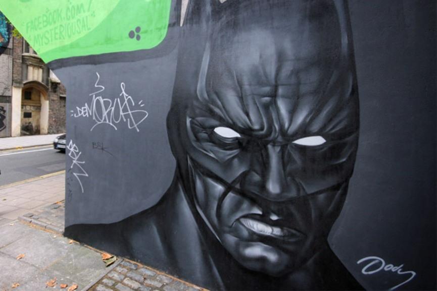 Jody - Batman