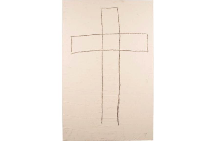 Joe Bradley - On The Cross, 2008