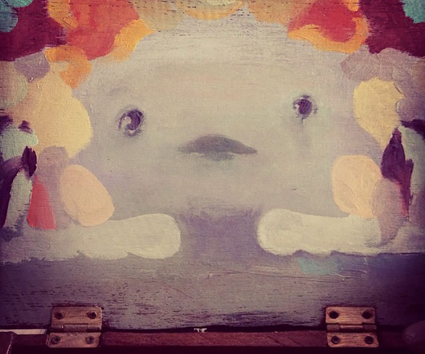 Surrealist Painting