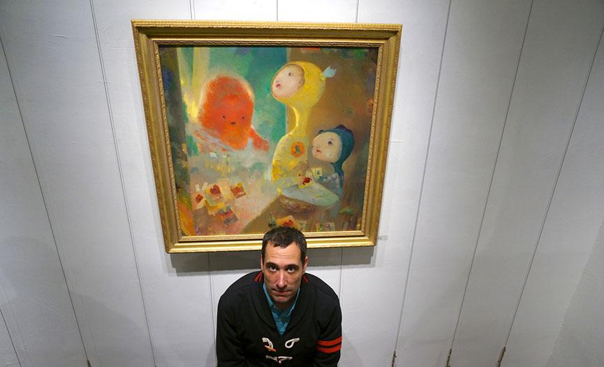 Surrealist Painter