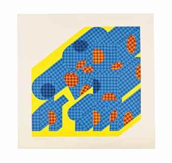 Joe Tilson-Geometry?-1965