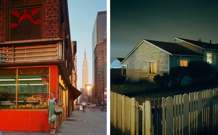 Joel Meyerowitz - New York, 1978, Todd Hido - House Hunting front cover, 2001