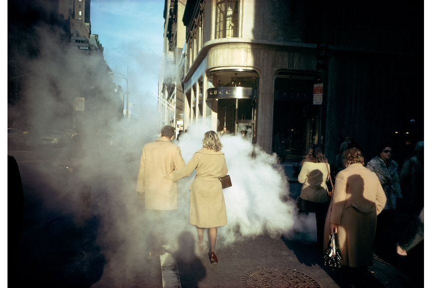 Joel Meyerowitz New York City