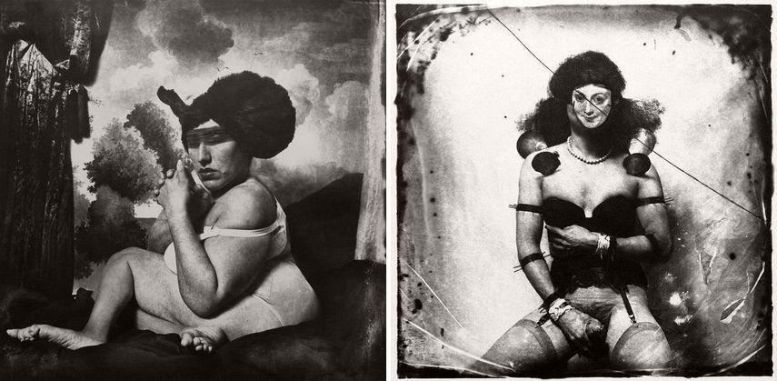 contact 1939 2007 Joel-Peter Witkin photography
