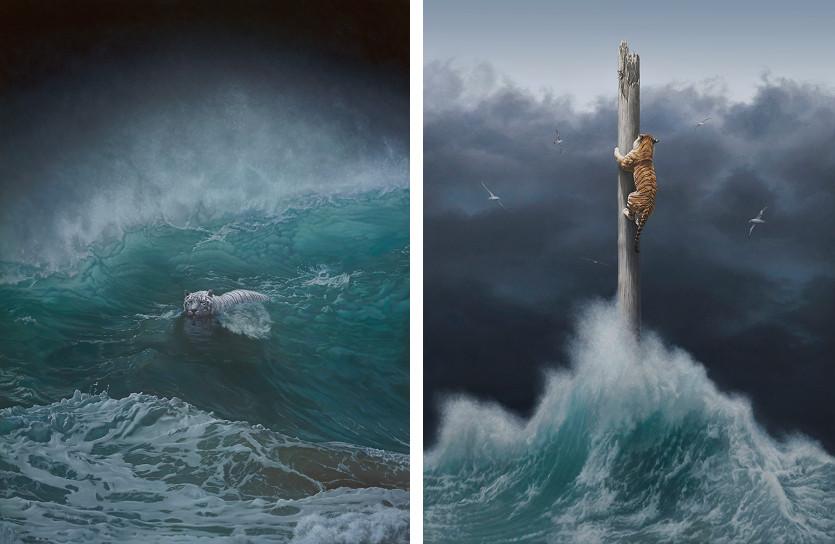 Joel Rea anmelden exhibition geladen aufrufe new aufrufe dauer melde oil on canvas