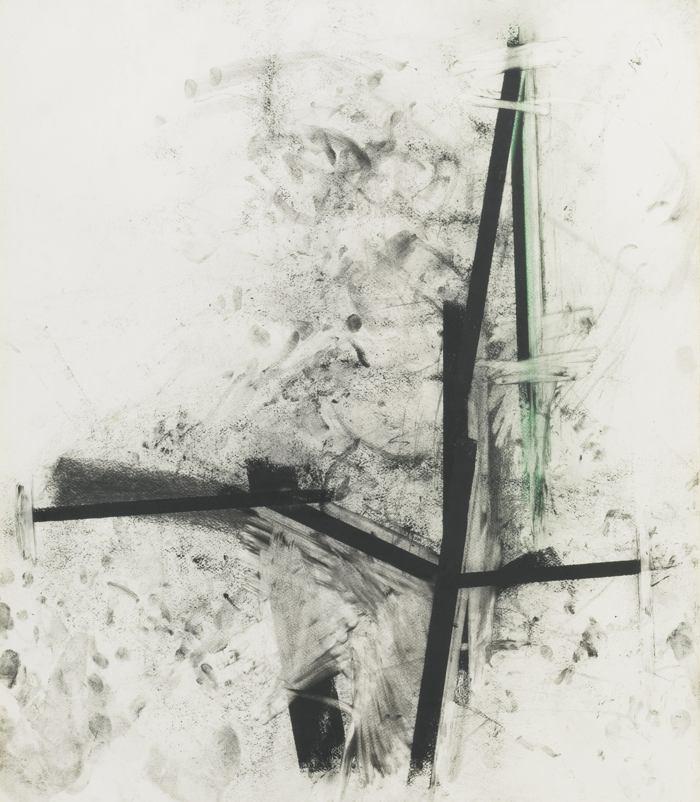 Joel Shapiro-Untitled-1992