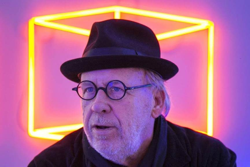 Joseph Kosuth exhibition magers london public
