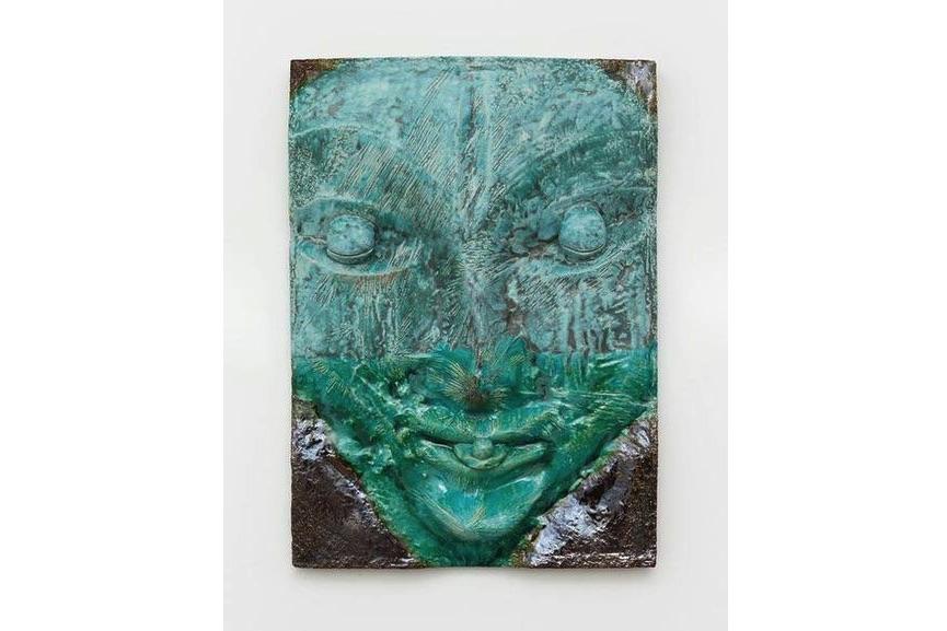Johan Creten - Untitled, 2016