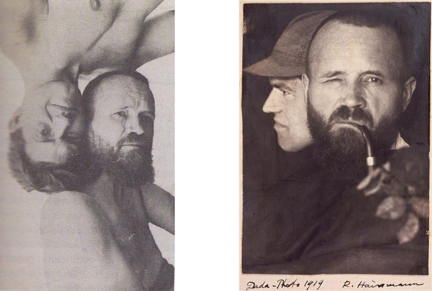 Johannes Baader and the definition of photomontage
