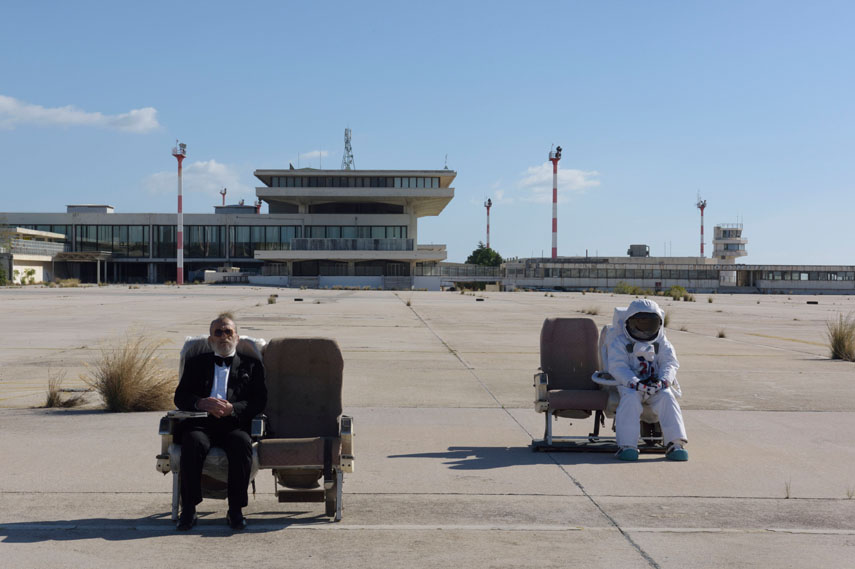 John Akromah - Teh Airport 2016 2 - Copyright Smoking Dog Films - Courtesy of Lisson Gallery