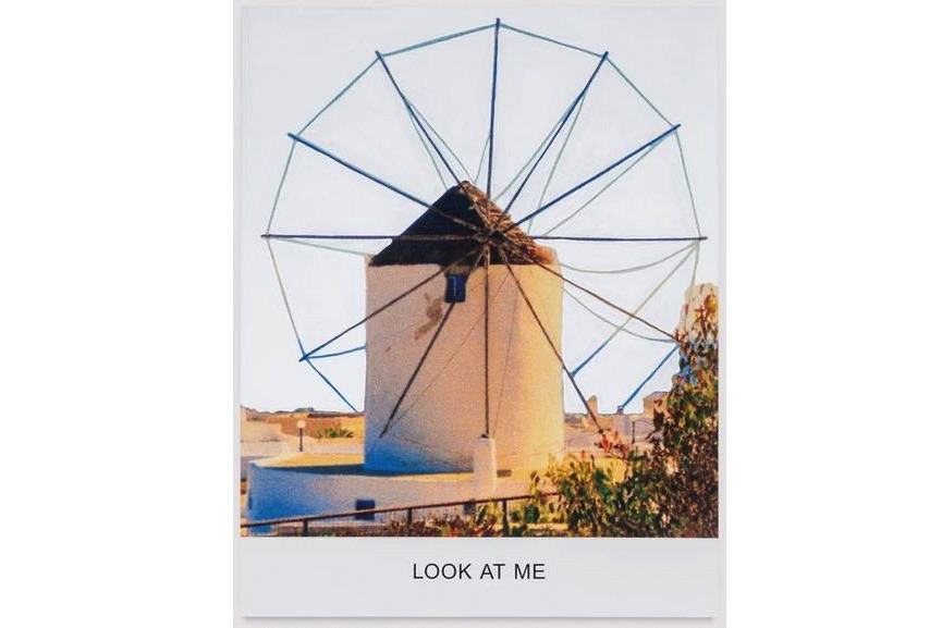 John Baldessari - Look At Me, 2017