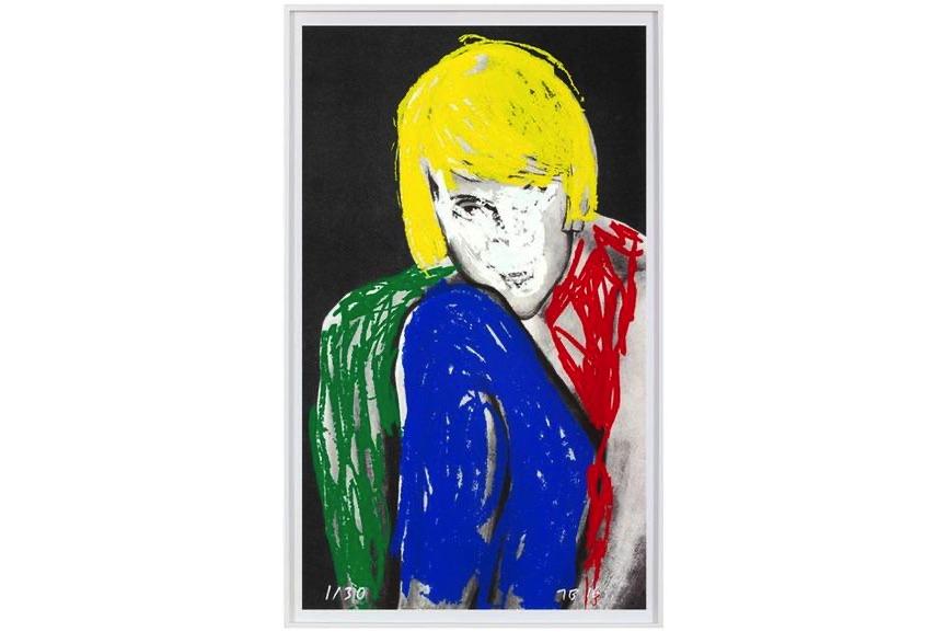 John Baldessari - Marilyn, 2016