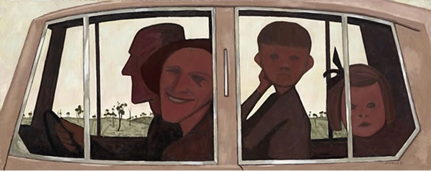 John Brack gallery melbourne national