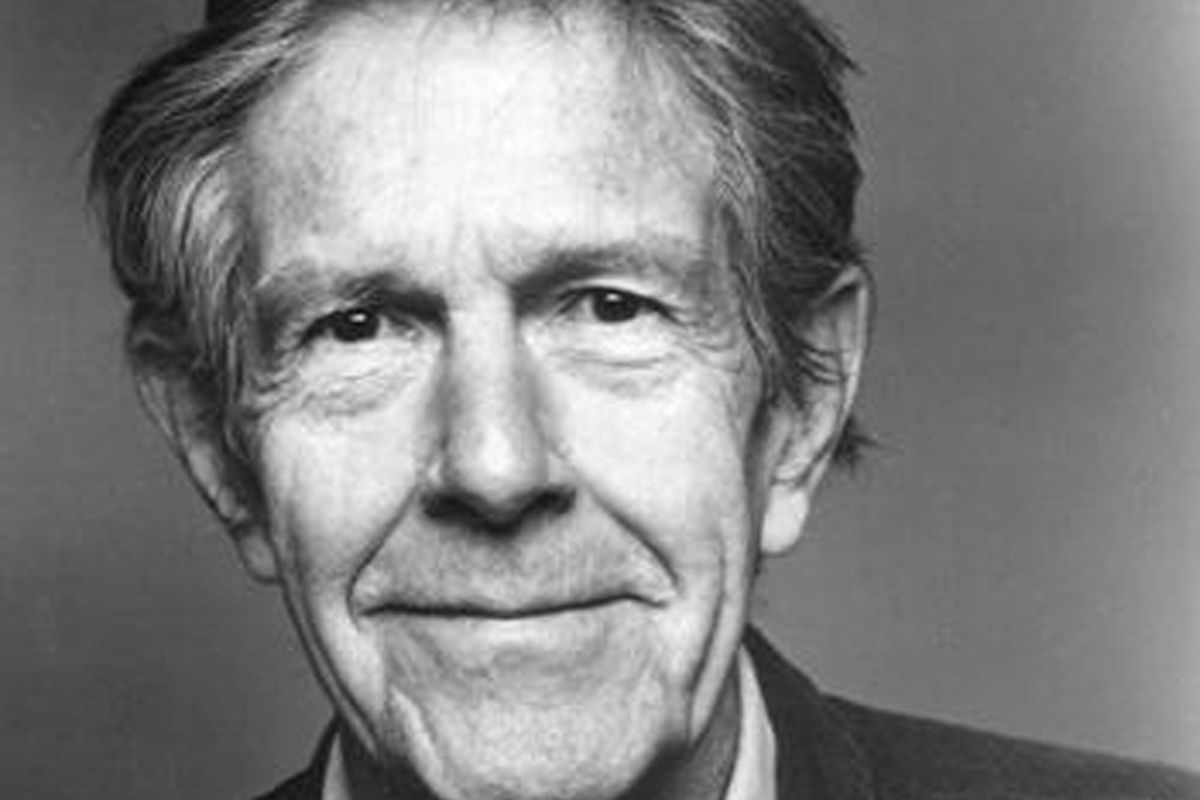 John Cage (courtesy of tcsonesentinel.com)