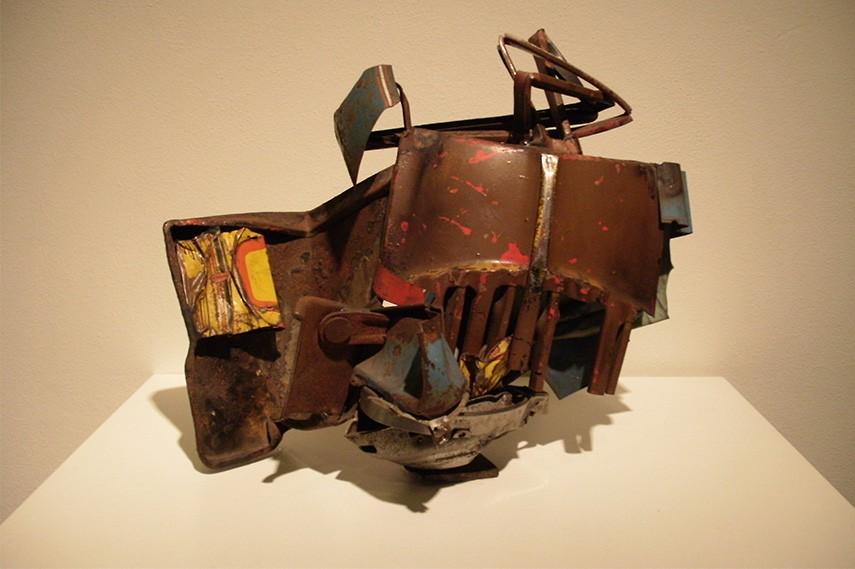John Chamberlain – S neo expressionism new