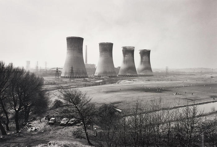 John Davies-Agecroft Power Station, Salford-1983