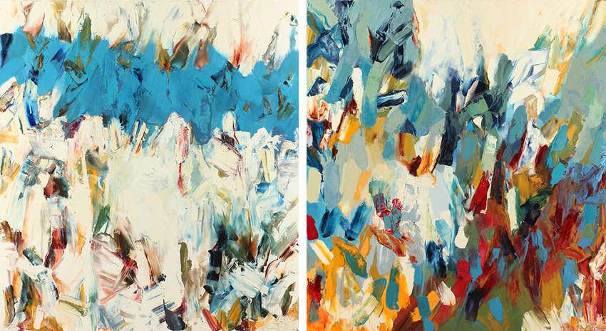 John DiPaolo - Blueband, 2015 - Striker #6, 2015