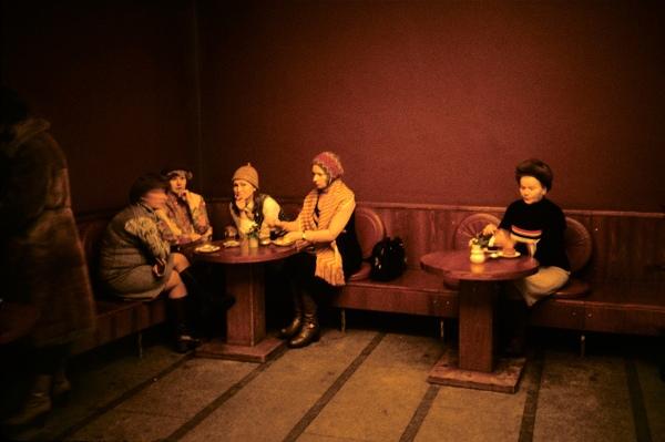 John Lucas - Tallin women I, 1981-2008, Russia 1981, photo credits - artist