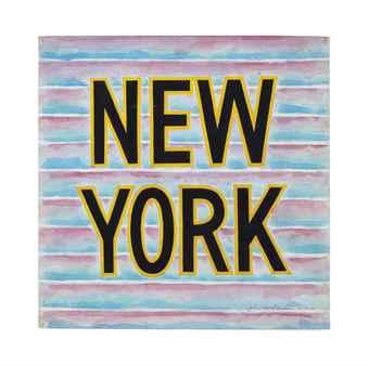John McCracken-New York-1970