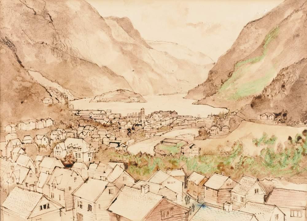 John Minton-Odda, Norway-
