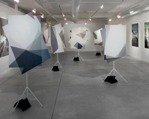 John Monteith - Memorial Day Exhibition, O'Born Contemporary Gallery, 2012 - Photo Credits the Artist and O'Born Contemporary