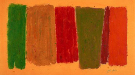 John Opper - Untitled, c 1979 (detail)