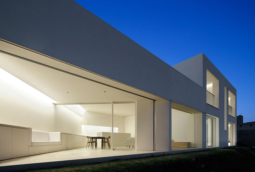 The inspiring simplicity of minimalism in art for Minimalisme architecture