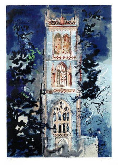 John Piper-Huish-Episcopi-1986