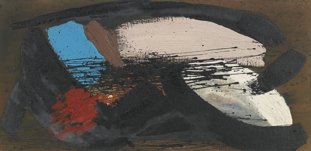 John Piper-Llanddewin III-1962