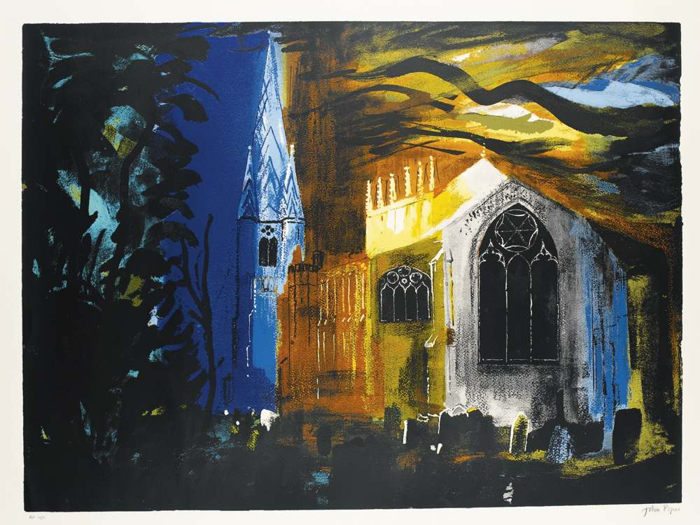 John Piper-Long Sutton-1985